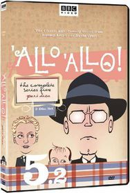 Allo Allo Complete Series 5:Part 2 - (Region 1 Import DVD)