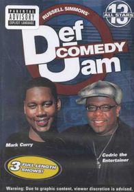 Def Comedy Jam Vol. 13 - (Region 1 Import DVD)