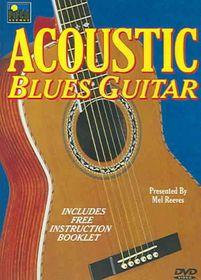 Acoustic Blues Guitar - (Region 1 Import DVD)