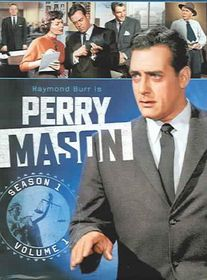 Perry Mason:First Season Vol 1 - (Region 1 Import DVD)