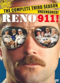 Reno 911:Complete Third Season - (Region 1 Import DVD)