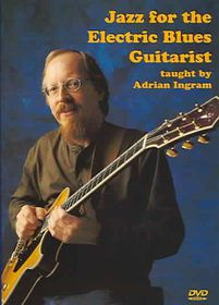Jazz for the Electric Blues Guitarist - (Region 1 Import DVD)