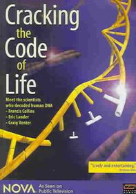 Cracking the Code of Life - (Region 1 Import DVD)
