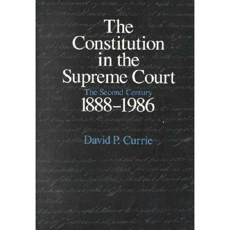 The Constitution In The Supreme Court Buy Online In South Africa