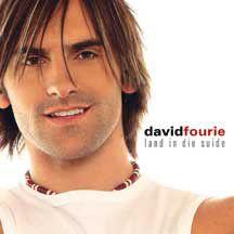 David Fourie - Land In Die Suide (CD)