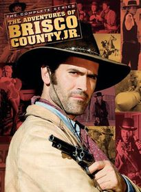 The Adventures of Brisco County, Jr.: The Complete Series - (Region 1 Import DVD)