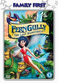 Ferngully The Last Rainforest - (Import DVD)