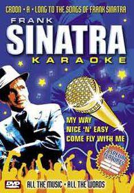 Frank Sinatra Karaoke - (Import DVD)