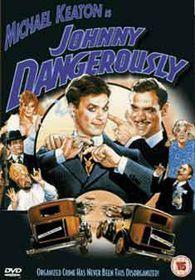 Johnny Dangerously - (Import DVD)