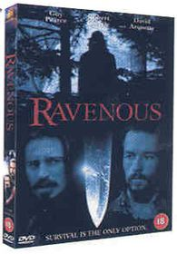 Ravenous (Import DVD)