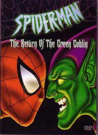 Spider-Man : Return Of The Green Goblin - (DVD)