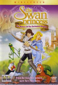 Swan Princess - Mystery of the Enchanted Kingdom (DVD)