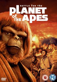 Battle For Planet Of The Apes - (Import DVD)