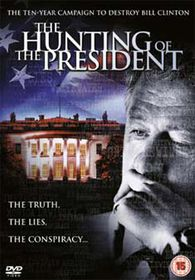 Hunting Of The President - (Import DVD)