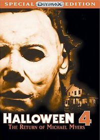 Halloween 4: The Return of Michael Myers: Divimax Series - Special Edition - (Region 1 Import DVD)