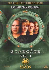 Stargate Sg 1:Season 3 - (Region 1 Import DVD)