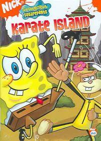 Spongebob Square Pants:Karate Island - (Region 1 Import DVD)