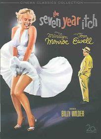 Seven Year Itch - (Region 1 Import DVD)
