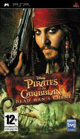 Pirates Of The Caribbean: Dead Man's Chest (PSP Essentials)