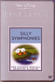 Walt Disney Treasures Silly Symphonies (DVD)