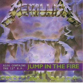 Metallica - Creeping Death / Jump In The Fire (CD)