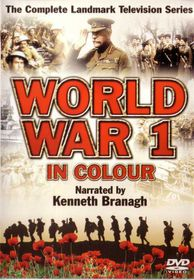 World War 1 in Colour (2 Disc Set) - (DVD)