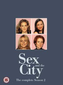 Sex and the City - Season 2 (2 Disc Set) - (DVD)
