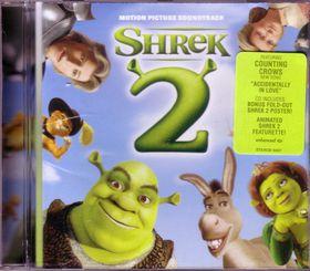 Original Soundtrack - Shrek 2 (CD)