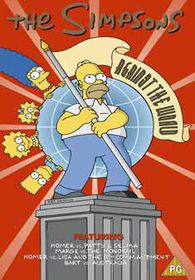 The Simpsons - Against The World (Import DVD)