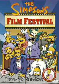 The Simpsons - Film Festival (Import DVD)