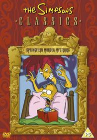 The Simpsons - Springfield Murder Mysteries (Import DVD)