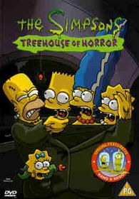 The Simpsons: Treehouse of Horror (Import DVD)