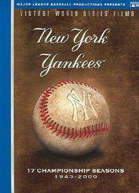 New York Yankees - (Region 1 Import DVD)