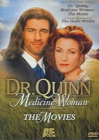 Dr. Quinn Medicine Woman the Movies - (Region 1 Import DVD)