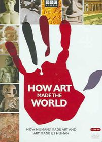 How Art Made the World - (Region 1 Import DVD)