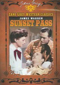 Sunset Pass - (Region 1 Import DVD)