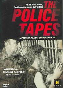 Police Tapes - (Region 1 Import DVD)