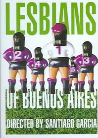Lesbians of Buenos Aires - (Region 1 Import DVD)