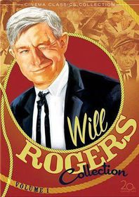 Will Rogers Collection Vol 1 - (Region 1 Import DVD)