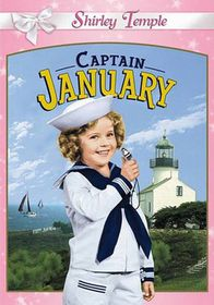 Shirley Temple: Captain January - (Region 1 Import DVD)
