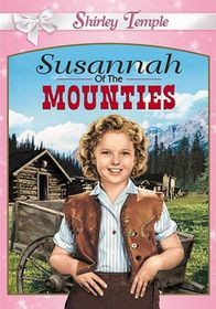 Shirley Temple: Susannah of the Mounties - (Region 1 Import DVD)