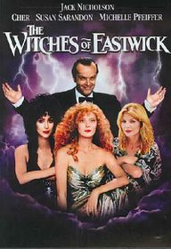 Witches of Eastwick - (Region 1 Import DVD)