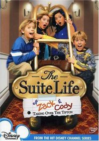 Suite Life of Zack & Cody: Taking over the Tipton Vol 1 - (Region 1 Import DVD)