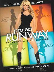 Project Runway Season 2 - (Region 1 Import DVD)