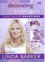Linda Barker-Decorating Techn. - (Import DVD)