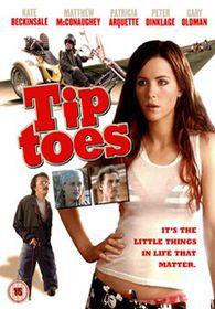 Tiptoes  - (Import DVD)