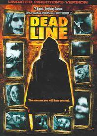 Deadline - (Region 1 Import DVD)
