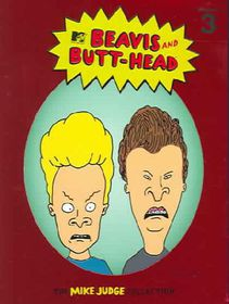 Beavis & Butt Head:Mike Judge Vol 3 - (Region 1 Import DVD)