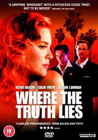 Where the Truth Lies - (Import DVD)