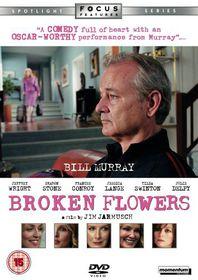 Broken Flowers - (Import DVD)